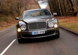 Bentley Mulsanne specification confirmed