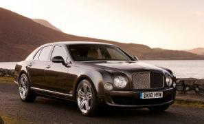 Bentley Mulsanne specification confirmed