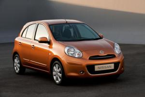 New Nissan Micra powered by 1.2-litre, 3-cylinder petrol engine