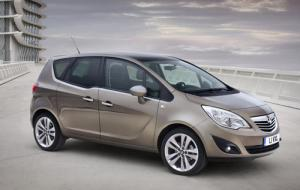 Vauxhall Meriva pricing announced