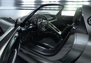 The Porsche 918 Spyder