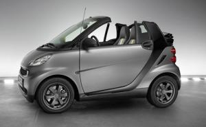 The Smart fortwo edition urbanstyle