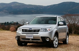 All-new 2008 Subaru Forester