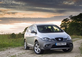 SEAT Altea Freetrack prices reduced by up to £1,400