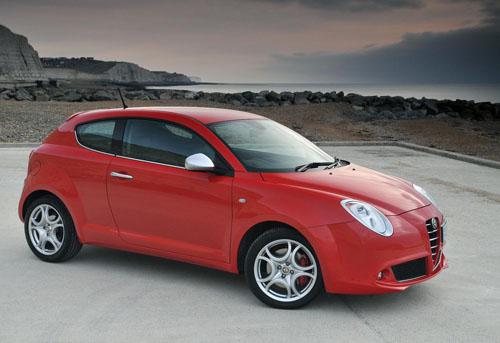New MultiJet II diesel engine for Alfa MiTo