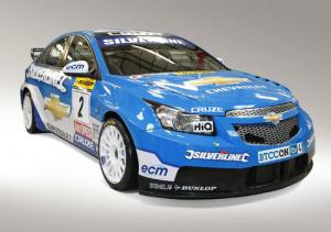 Chevrolet Cruze to enter BTCC British Touring Car Championship