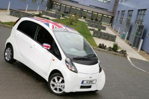 Mitsubishi i-MiEV UK prices announced