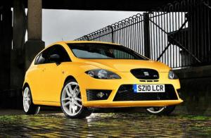 New SEAT Leon Cupra R available to order from 1st April