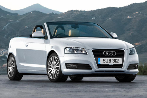 New Audi A3 Cabriolet 1.2 TFSI available to order now