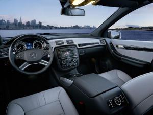 The 2011 Mercedes-Benz R-Class
