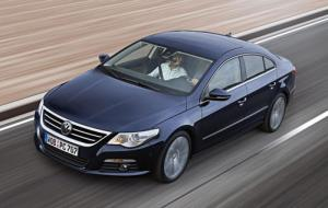 The revised VW Passat CC