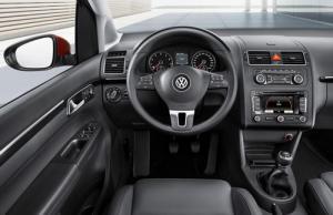 New VW Touran unveiled at Leipzig show
