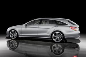 Mercedes-Benz CLS Estate concept - The Shooting Break
