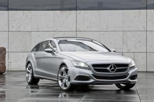 Mercedes-Benz CLS Estate concept – The Shooting Break