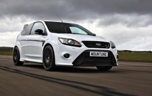 Ford Focus MP350 RS upgrade kit now available