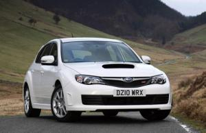 Subaru Impreza WRX and STI Type UK get PPP (Prodrive Performance Pack) for free