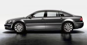 New VW Phaeton unveiled in China