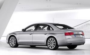 Long wheelbase Audi A8 announced