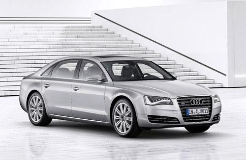 Long wheelbase Audi A8 announced