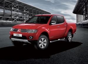Mitsubishi L200 Trojan Double Cab pricing announced