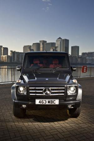 Mercedes-Benz G-Class returns to the UK