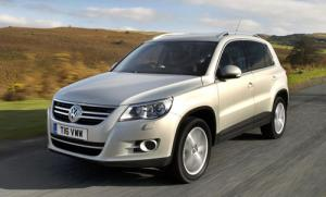 VW Tiguan Match replaces SE trim level