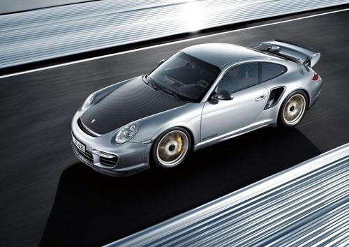 The new Porsche 911 GT2 RS