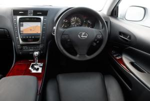 Lexus GS 450h Hybrid enhanced for 2010