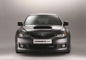 The New Cosworth Impreza STI CS400