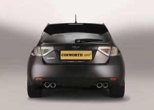 The New Cosworth Impreza STI CS400
