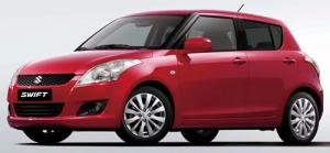 First photos of new Suzuki Swift