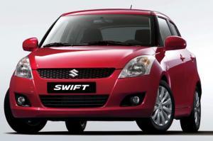 First photos of new Suzuki Swift