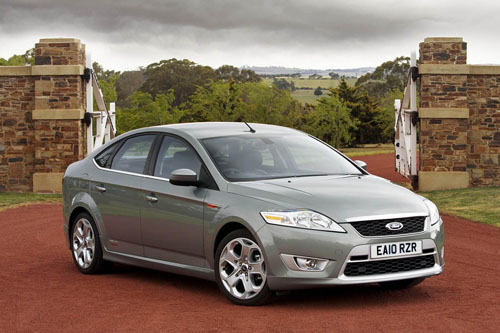 Ford Mondeo range benefits from Ford EcoBoost petrol engines and improved TDCi diesels