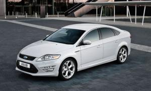 Face-lifted Ford Mondeo arrives in UK in October