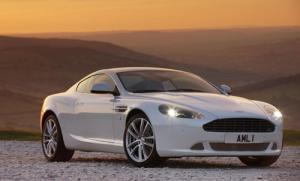Aston Martin DB9 upgraded