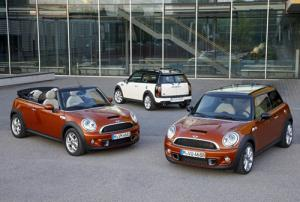 Mini gets design revisions and new diesel engines for 2011 model year