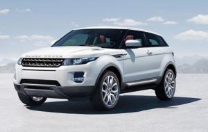First official photo of new Range Rover Evoque released