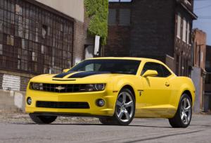 Chevrolet Camaro to go on sale in UK in 2011