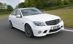 Limited edition Mercedes-Benz C-Class DR 520