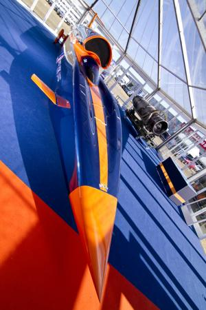 The Bloodhound Project World Land Speed Record attempt