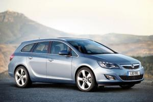 Vauxhall Astra Sports Tourer prices announced