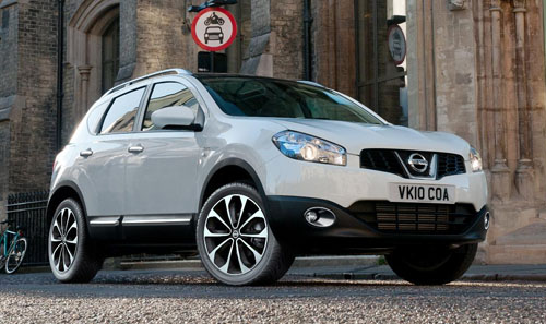 Nissan Qashqai now with Stop/Start and revised 1.5 diesel engine