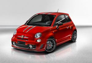 Abarth 695 Tributo Ferrari available now in right hand drive