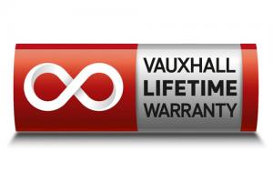 Vauxhall offers new Lifetime Warranty on all new cars