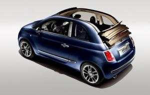 New special edition Fiat 500C by DIESEL