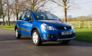Suzuki SX4 SZ5 4x4 completes revised line-up
