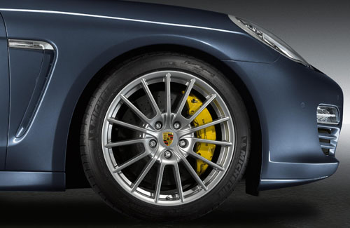 New performance and styling options for the Porsche Panamera