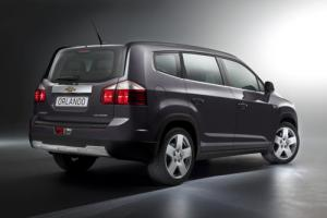 2011 Chevrolet Orlando to debut at Paris show