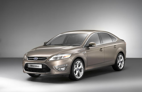 2011 Ford Mondeo gets a revised look