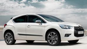 The new Citroen DS4